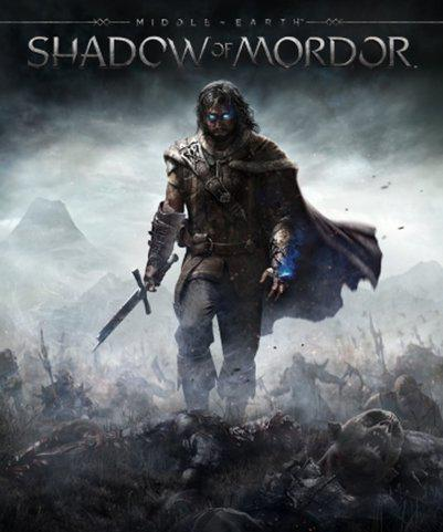 Shadow of Mordor cover art