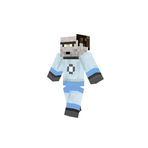 Zips' Minecraft skin