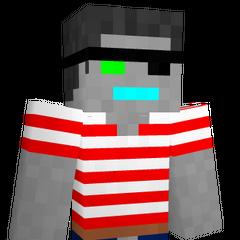 Pirate Tinman's skin.