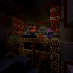 Strawfingers and his Nuke cave, hidden below the farm.