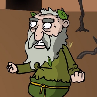 Swampy Bogbeard as he appears in <a href=