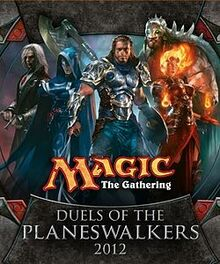 Magic- The Gathering – Duels of the Planeswalkers 2012