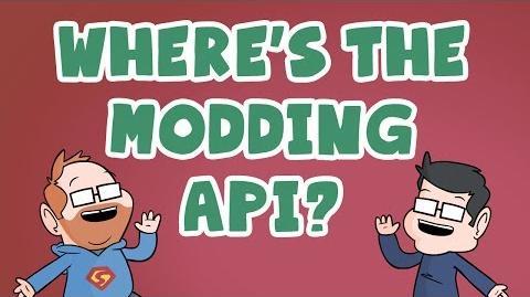 ♪ Minecraft Parody - Wheres the Modding API