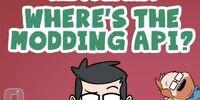 Where's The Modding API?