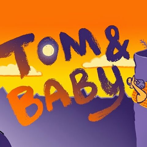 Tom and Baby's channel banner