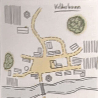 Map of Velderbann