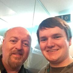 Bill Bailey and <a href=