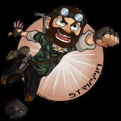 Strippin avatar by Reiu.