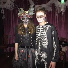 Craig at Halloween 2015.