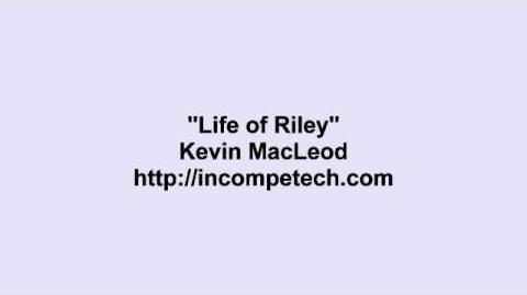 Kevin MacLeod ~ Life of Riley