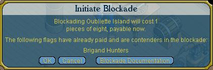 Blockade-Initiate