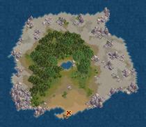 Oasis Island (Viridian)