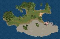 Charcoal Island (Viridian)