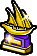 Trophy-Gold Xebec