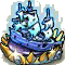 Trophy-Golden Ghost Frigate