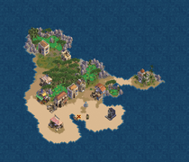 Swampfen Island (Viridian)