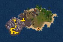 Diastrophe Island (Cobalt)