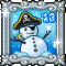 Trophy-Seal o' Piracy- January 2013