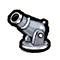 Trophy-Silver Cannon