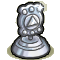 Trophy-Silver Seal of Madness