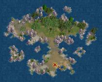 Lonelywood Lagoon (Viridian)