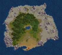 Oasis Island (Cobalt)