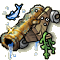 Trophy-Cannon of the Deep