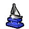 Trophy-Silver Sloop