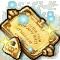 Trophy-Gilded Spirit Board