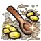 Trophy-Bronze Spoon