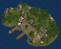 Lima Island (Cobalt)