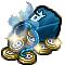 Trophy-Ghost's Purse