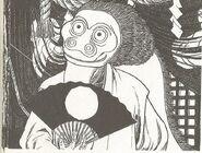 Amanojaku portrait