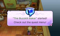 The Buzzkill Baker