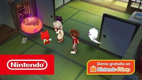 YO-KAI WATCH 2 Fantasqueletos y YO-KAI WATCH 2 Carnánimas – ¡Demo disponible! (Nintendo 3DS)