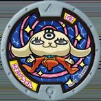 Satori-chan medal