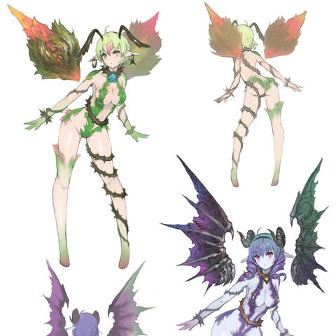 Concept Art together with Yfritte