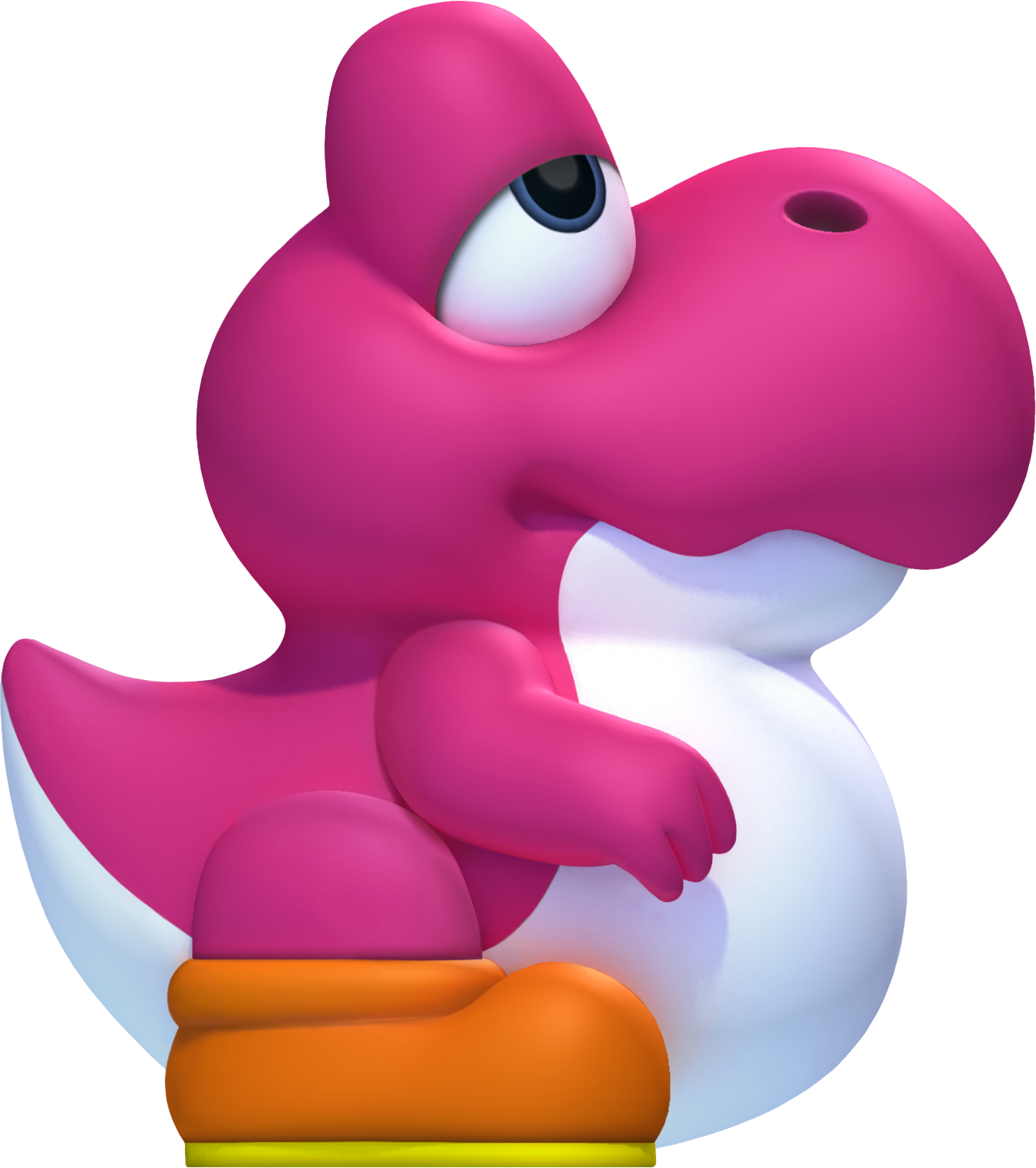 Balloon Baby Yoshi | Yoshi Wiki | FANDOM powered by Wikia