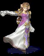Zelda for SSB4