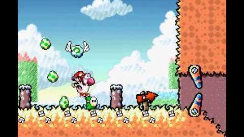 Yoshi's Island Perfect Jumps
