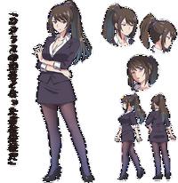 Sae Chabashira Anime Appearance