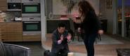 Elliot and Yolanda with Bucket