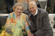 Betty White & Carl Reiner