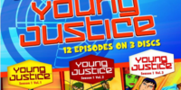 Young Justice: 3-Pack Fun