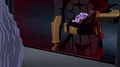 Deathstroke steals the crystal key.png