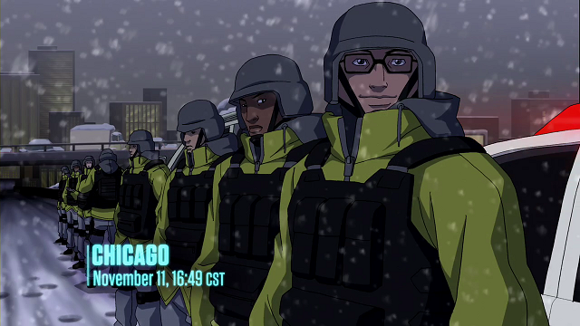 Illinois Army National Guard | Young Justice Wiki | FANDOM ...