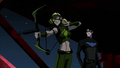 Nightwing and Artemis on the lookout.png