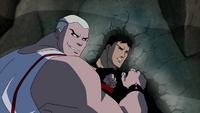 Tommy vs Superboy