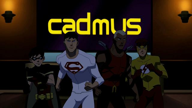 The Team escapes Cadmus