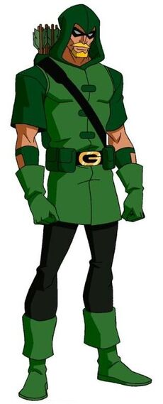 Green Arrow model
